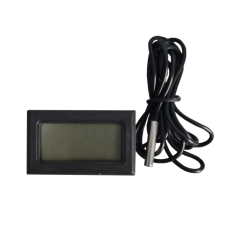 Электронный термометр с выносным датчиком маленький